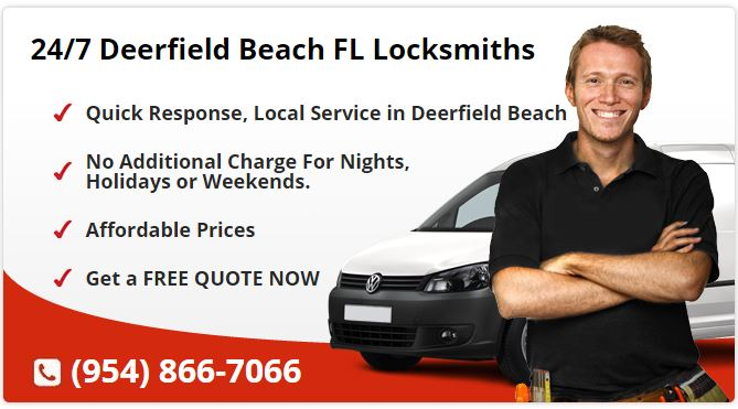 24 Hour Locksmith Deerfield Beach FL